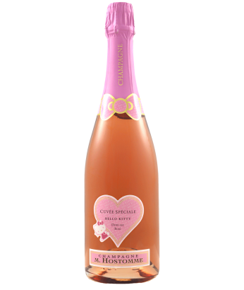Hello Kitty Cuvee Speciale Champagne